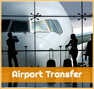 Airport transfer Rome
