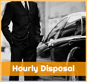 Hourly Disposal transfer Rome
